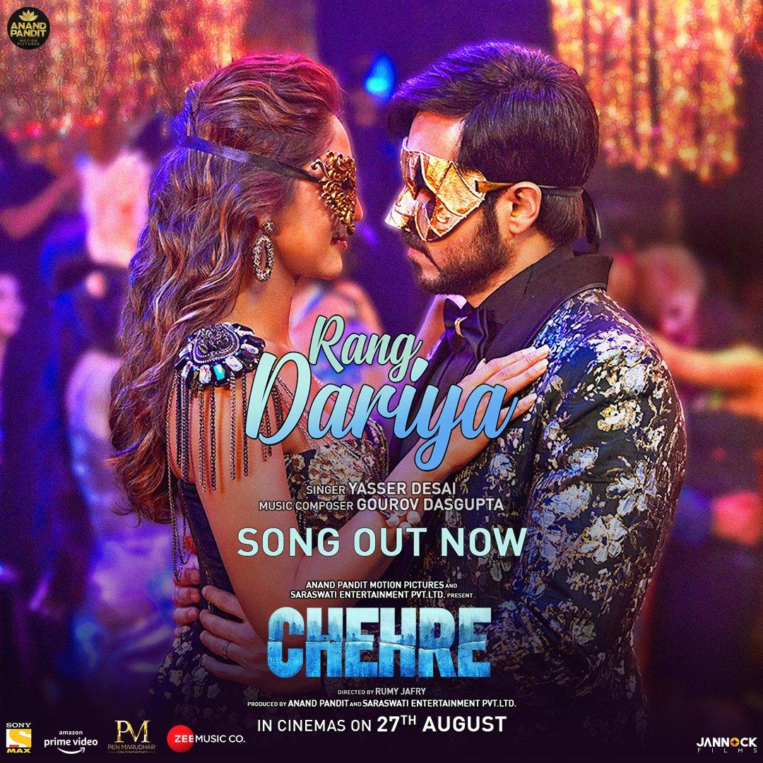 Rang Dariya (Chehre 2021) Hindi Movie Video Song 1080p HDRip 47MB Download