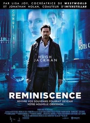 Reminiscence (2021) English 720p WEB-DL x264 AAC 800MB ESub