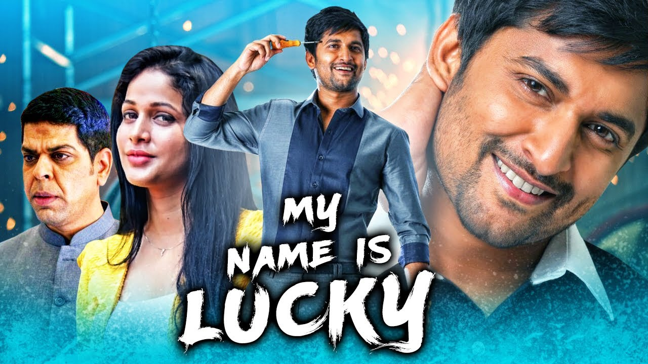 My Name Is Lucky (Bhale Bhale Magadivoy) 2021 ORG Hindi Dubbed 720p HDRip 850MB Download