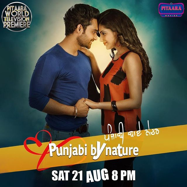 Punjabi By Nature 2021 Punjabi Full Movie 720p HDTVRip x264 1GB Download