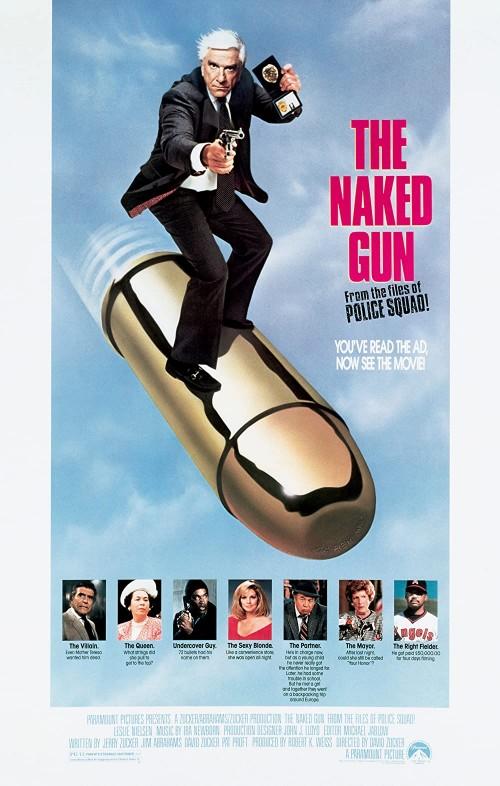 Download The Naked Gun (1988) Dual Audio 480p 720p Hindi & English BluRay Esubs Full Movie