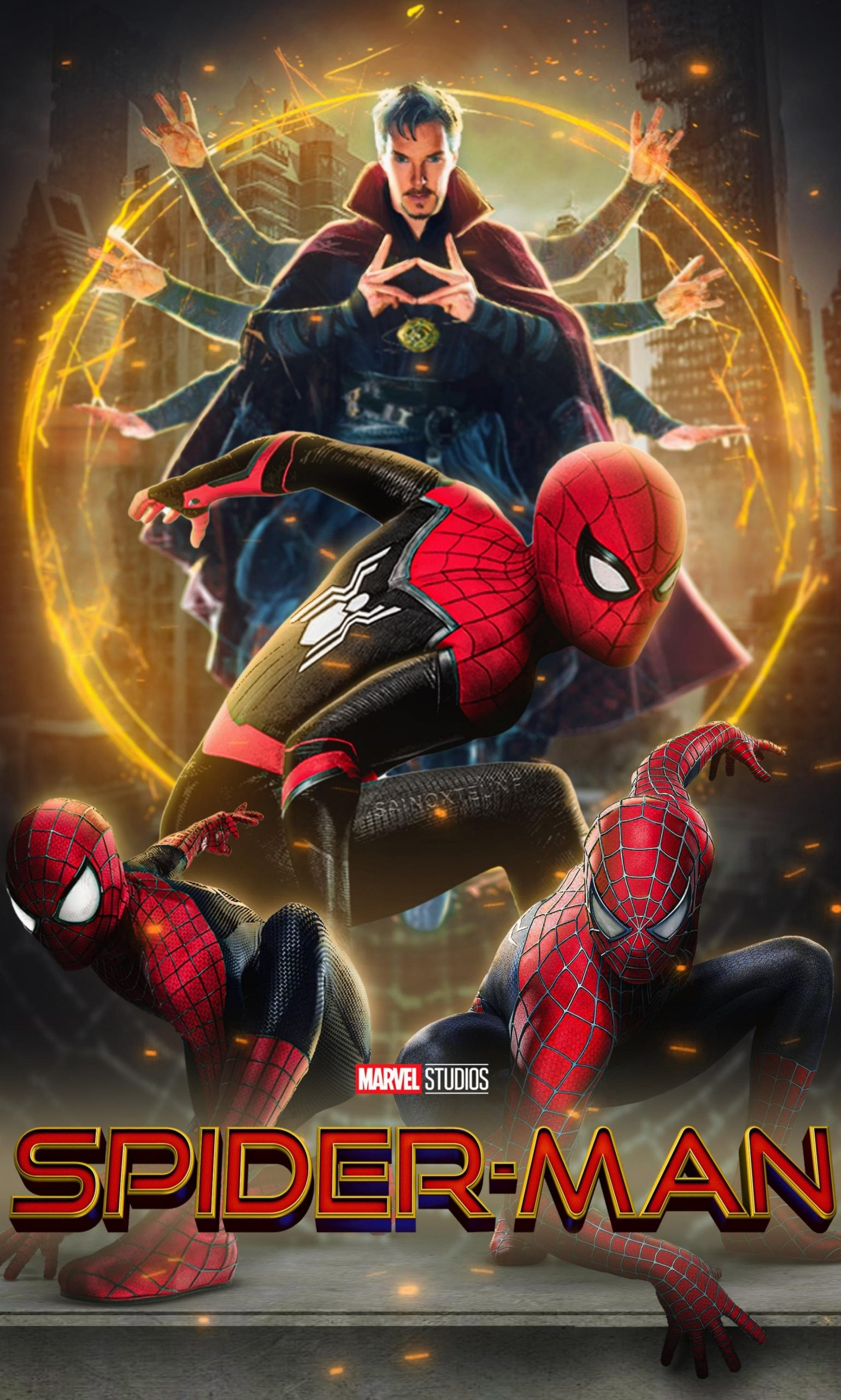 Spider-Man No Way Home 2021 Hindi Dubbed Official Trailer 1080p HDRip 51MB Download