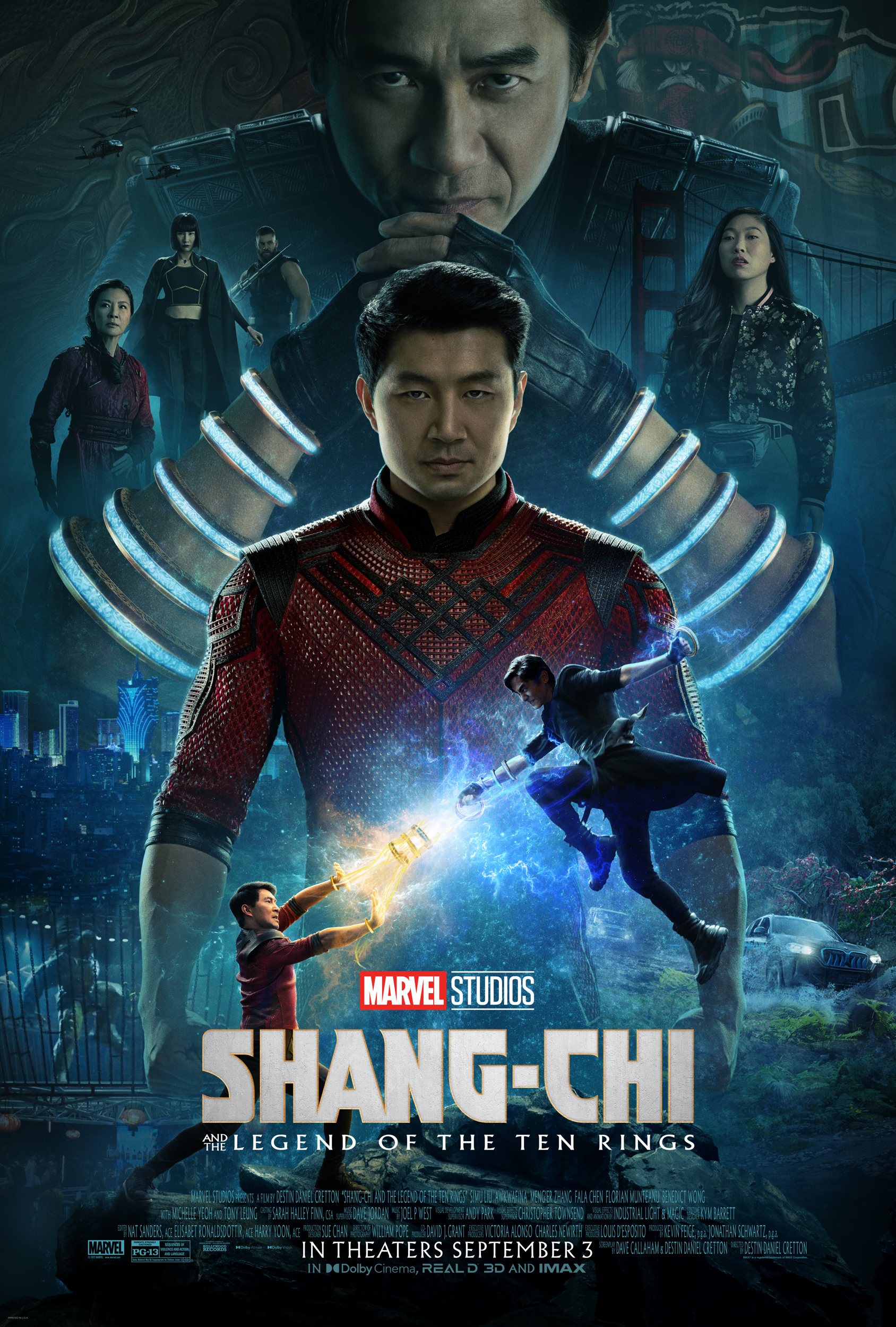 Shang-Chi and the Legend of the Ten Rings 2021 Hindi Dubbed Official Trailer 1080p HDRip 29MB Download