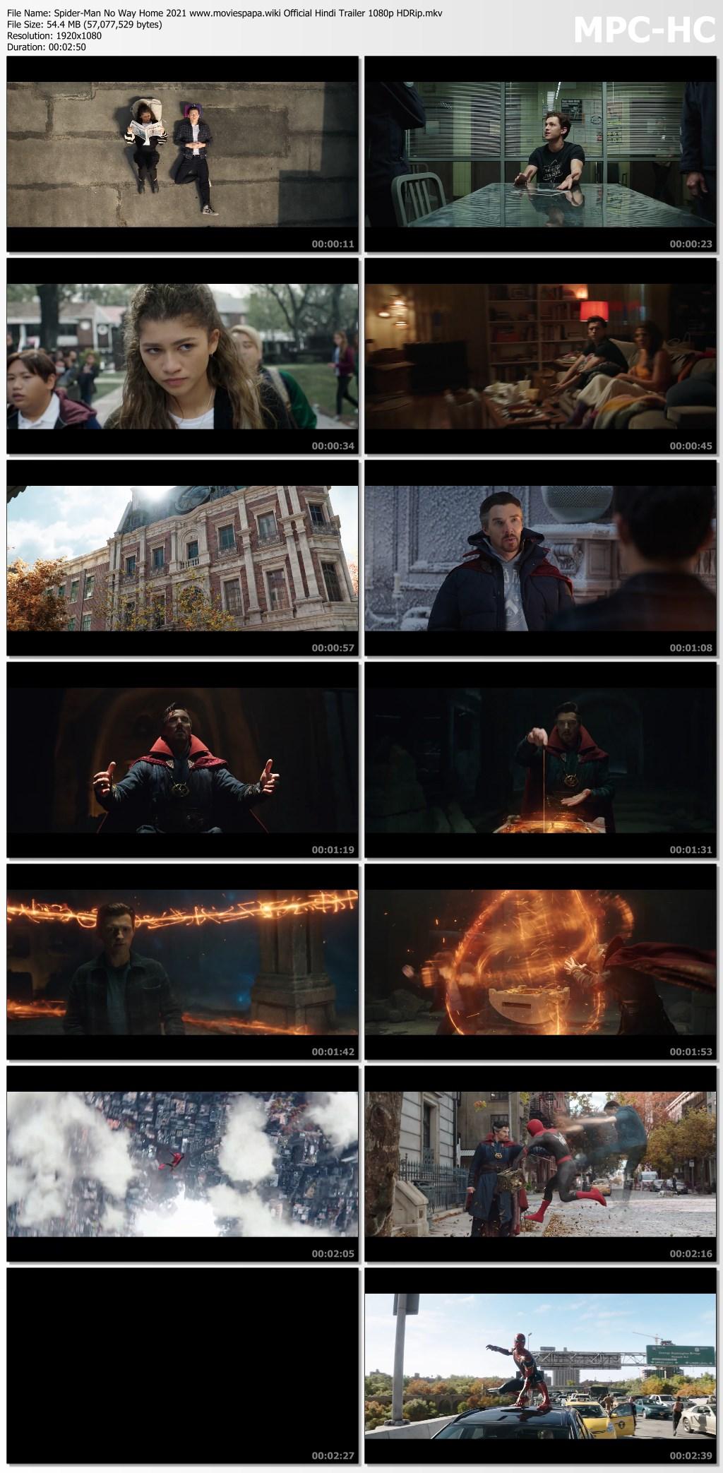 Spider-Man No Way Home 2021 screenshot HDMoviesFair