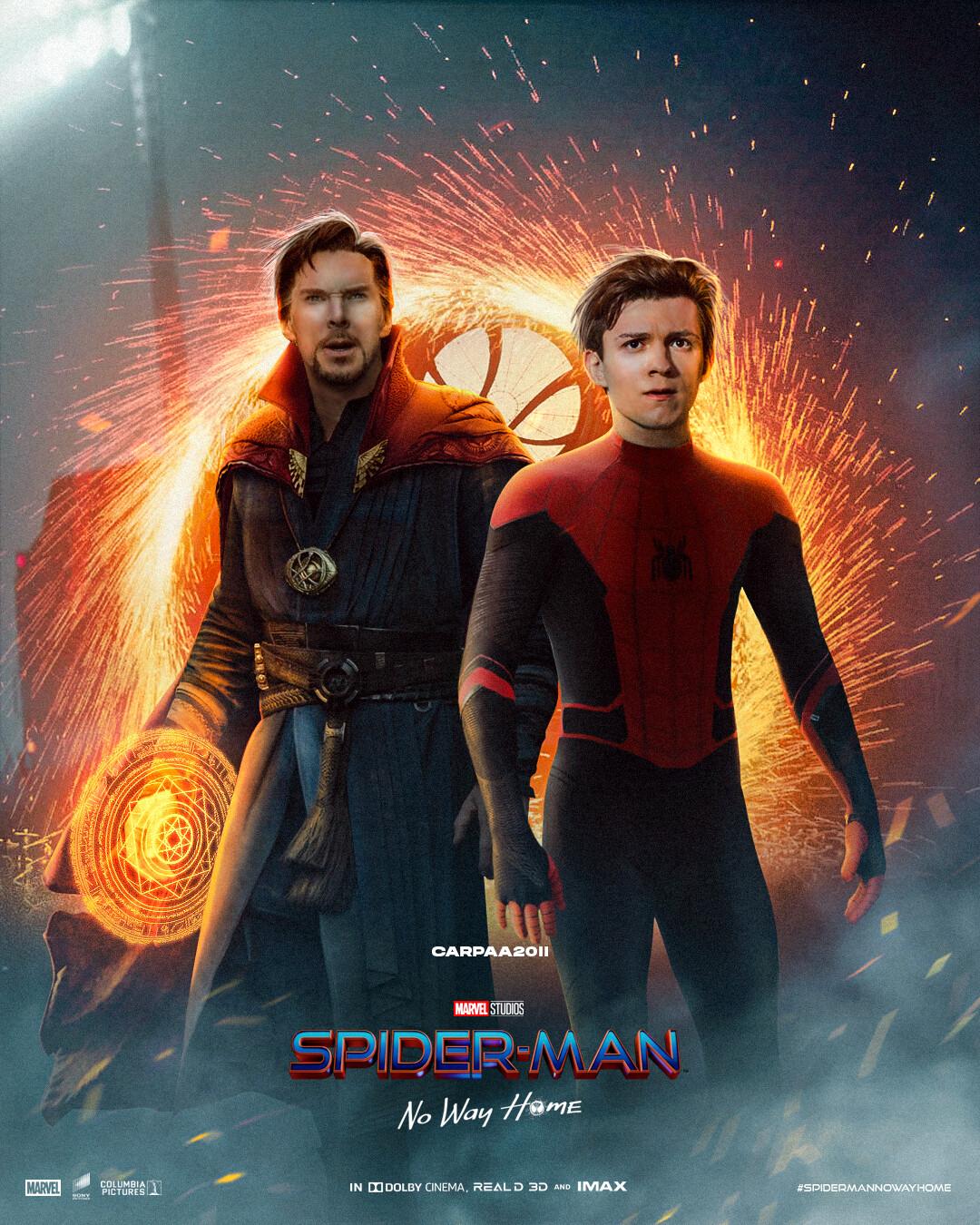 SPIDER MAN – NO WAY HOME 2021 Official Hindi Teaser Trailer 1080p HDRip Download