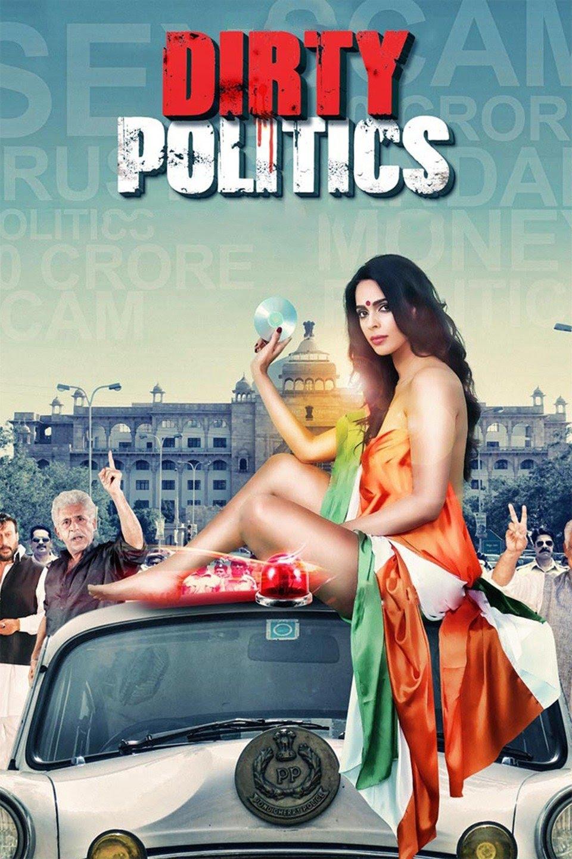 Dirty Politics 2015 Hindi Movie 720p HDRip 900MB