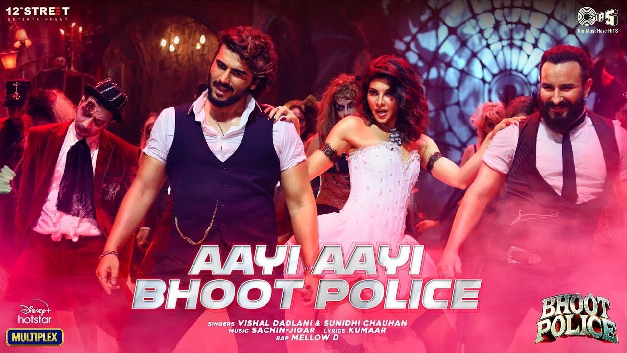 Aayi Aayi Bhoot Police (Bhoot Police) 2021 Hindi Movie Video Song 1080p HDRip 76MB Download