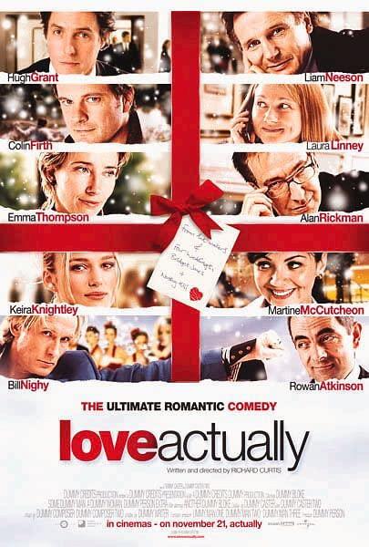 Love Actually (2003) BluRay Dual Audio Hindi & English 480p 720p Esubs Full Movie