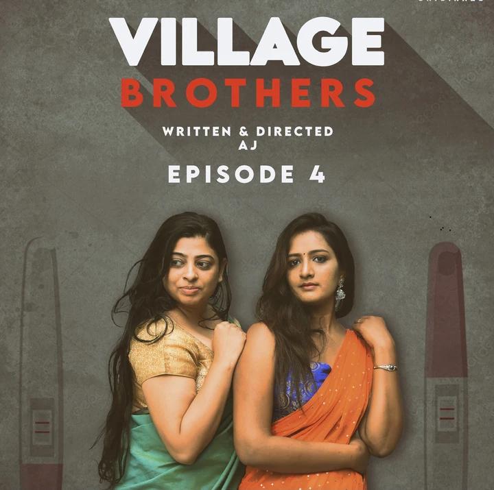 18+ Village Brothers 2021 S01E04 Jollu Original Tamil Web Series 720p HDRip 160MB x264 AAC