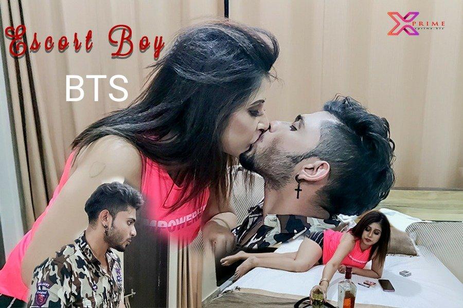 18+ Escort Boy BTS 2021 XPrime Hindi Short Film 720p HDRip 200MB x264 AAC