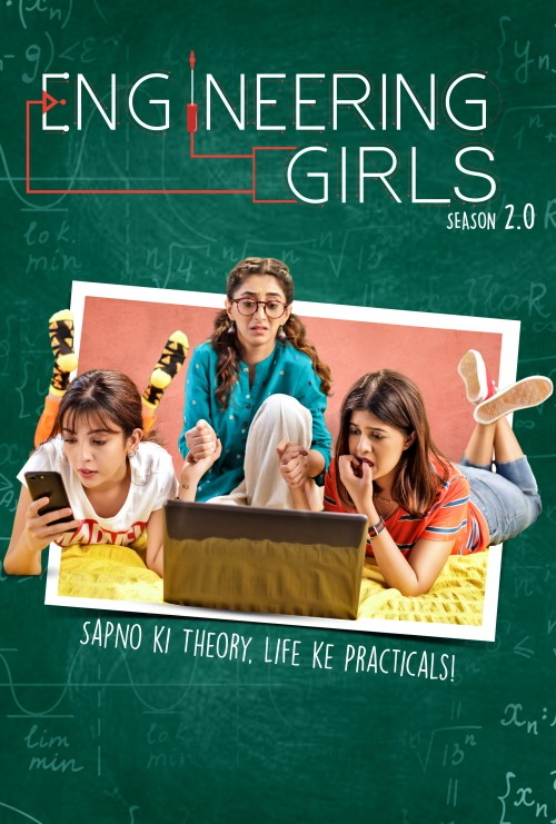 Engineering Girls (2021) Season 2 Complete Hindi WEB-DL 480p 720p All Episodes