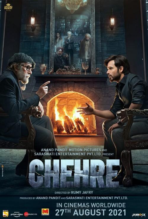 Chehre (2021) Hindi HQ PRE-DVD 720p 480p CamRip Full Movie