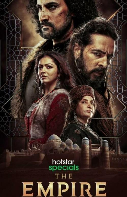The Empire (Season 1) Complete HotStar Series Hindi WEB-DL 480p 720p HEVC