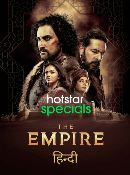 The Empire 2021 S01 Hindi Complete 480p & 720p WEB-DL Download