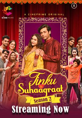 Tinku Ki Suhaagraat 2021 S02E02 Cineprime Hindi Web Series 720p HDRip 174MB Download
