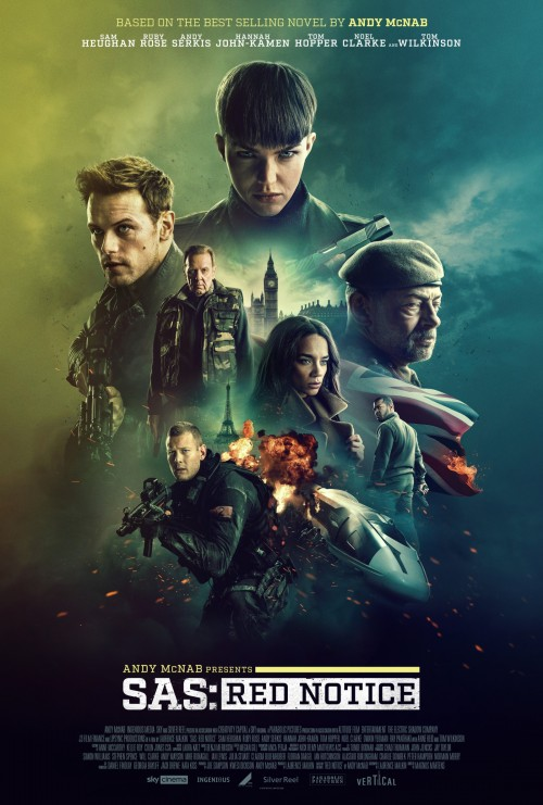 SAS: Rise of the Black Swan (2021) WEB-DL Dual Audio Hindi & English 480p 720p Esubs Full Movie