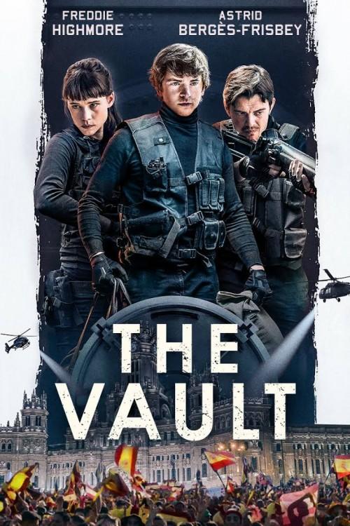 The Vault (2021) WEB-DL Dual Audio Hindi & English 480p 720p Esubs Full Movie