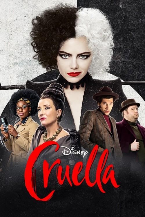 Cruella (2021) BluRay Dual Audio Hindi DD5.1 & English 480p 720p 1080p Full Movie Download