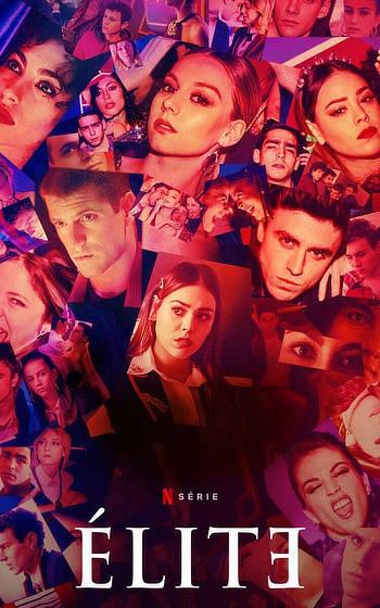 [18+] Elite (Season 2) All Episodes WEB-DL Dual Audio Hindi & English 480p 720p Esubs