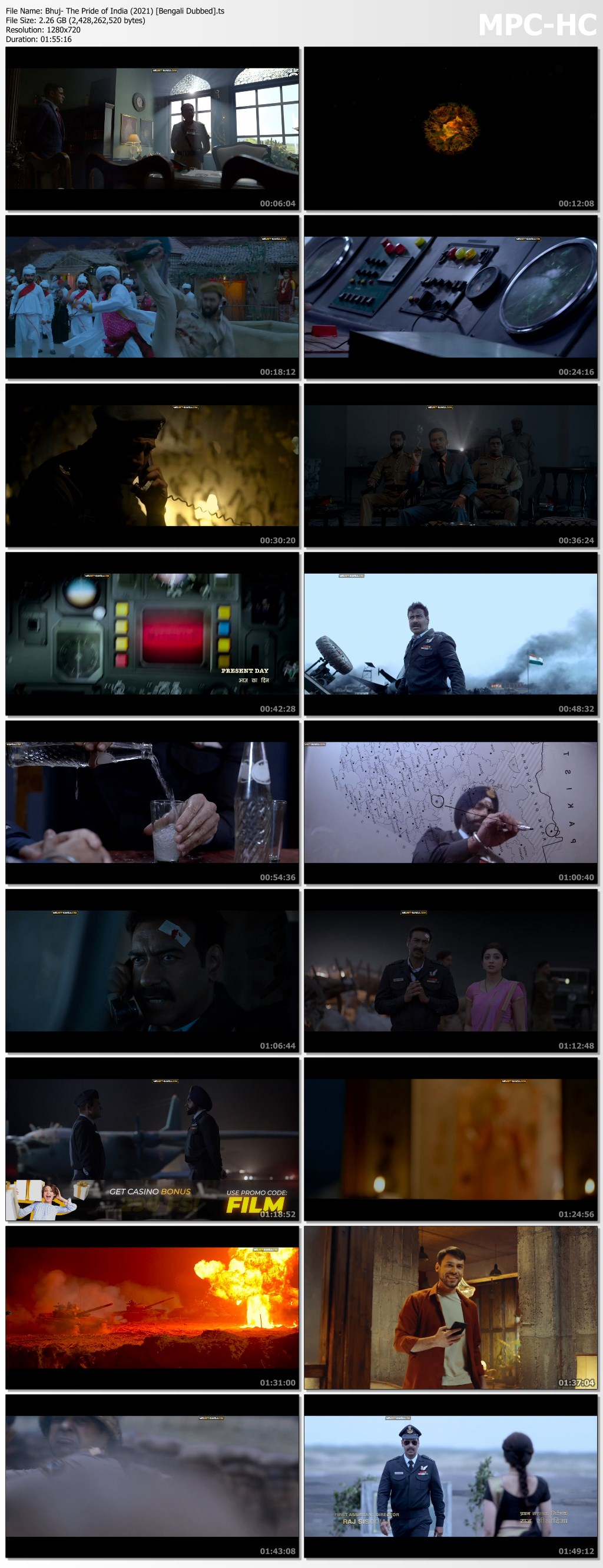 Bhuj The Pride of India (2021) [Bengali Dubbed].ts thumbs