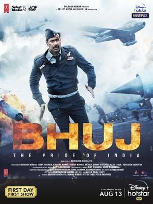 Bhuj The Pride of India 2021 Hindi Movie 720p HDRip Download