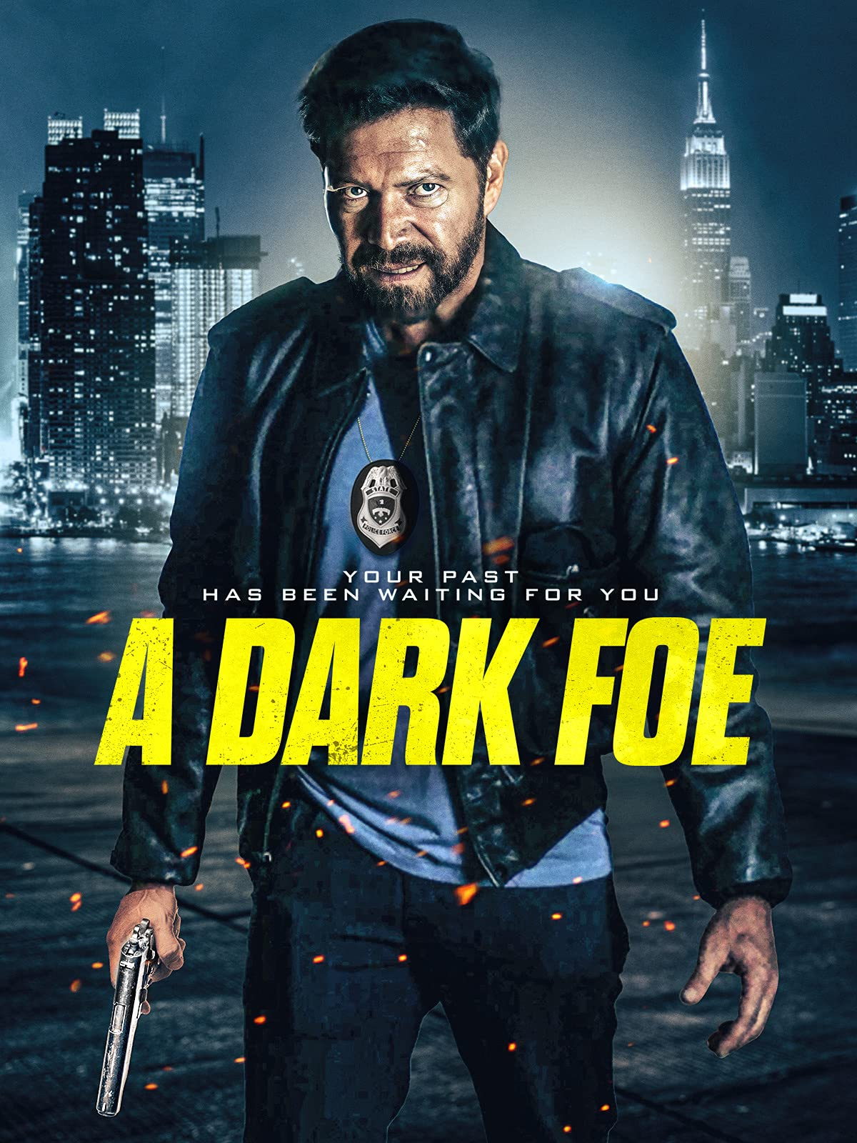 A Dark Foe 2021 Hindi Dubbed [Unofficial] HDRip 400MB Download