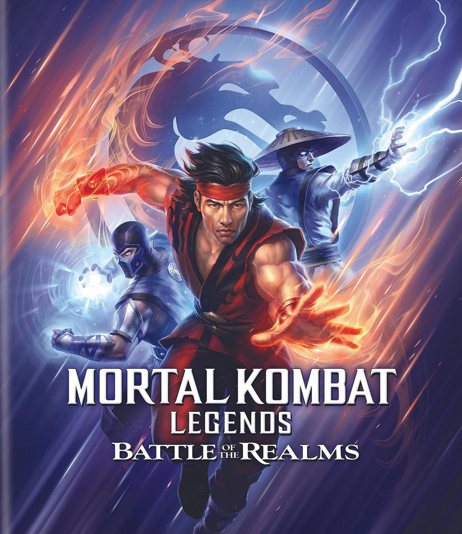 Mortal Kombat Legends Battle of the Realms 2021 English 720p HDRip 800MB Download