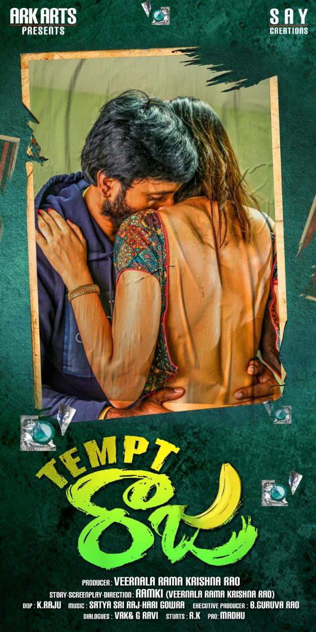 Tempt Raja 2021 Telugu 480p HDRip ESub 350MB Download