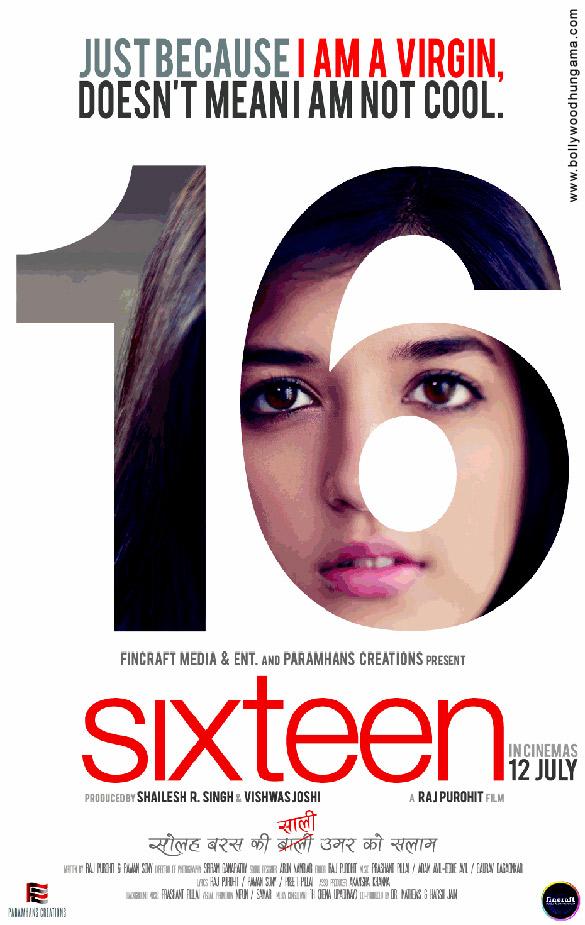 Sixteen (2013) Hindi Movie 720p HDRip 1GB Download