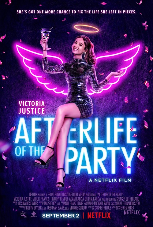 Afterlife of the Party 2021 WEB-DL English 480p 720p 1080p With Esubs Full Movie