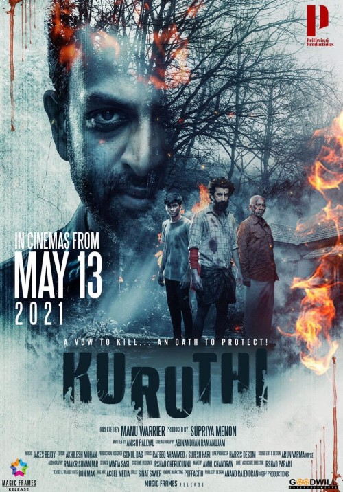 Kuruthi (2021) WEB-DL Hindi Unofficial HQ DD5.1 480p 720p Esubs Full Movie