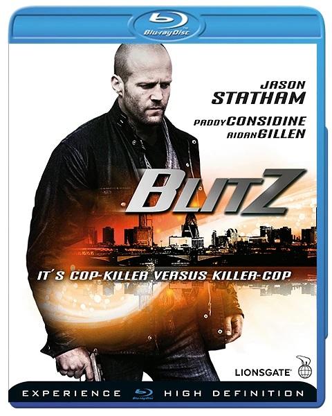 Blitz (2011) Hindi ORG Dual Audio 720p BluRay 900MB Download