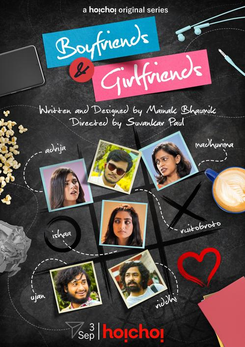 Boyfriends and Girlfriends 2021 S01 Hindi Dubbed Complete MX Original Web Series 720p | 480p HDRip 850MB Download