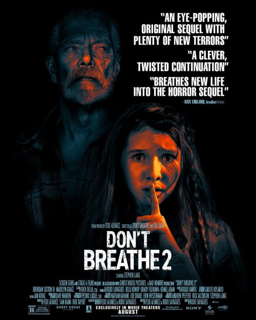 Don't Breathe 2 (2021) English WEB-DL 480p 720p 1080p Esubs Full Movie Download