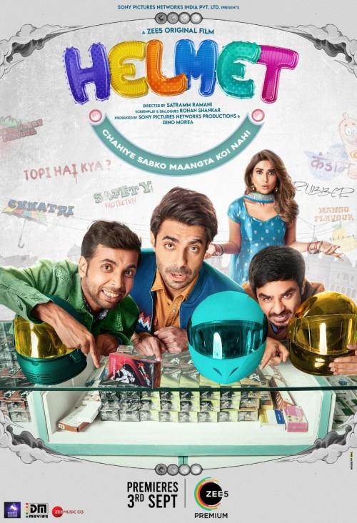 Helmet 2021 WEB-DL Hindi 480p 720p 1080p Esubs Full Movie Download