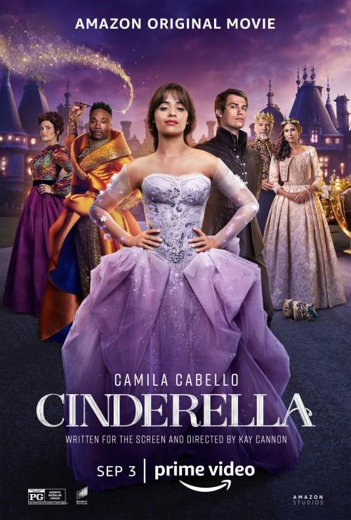 Cinderella 2021 English WEB-DL 480p 720p HD Full Movie [English + Hindi Subs]