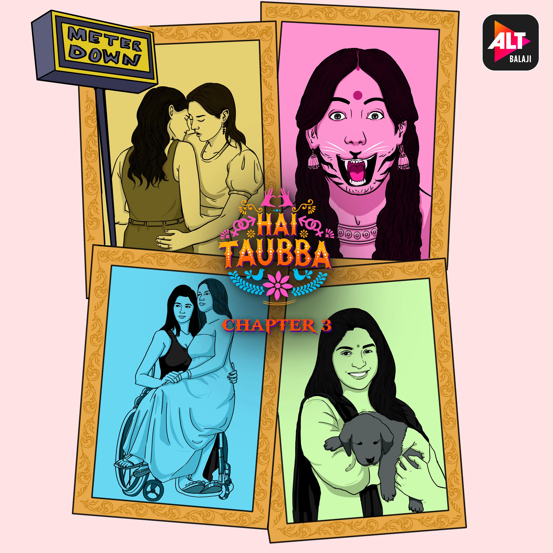 Hai Taubba 3 2021 S03 Hindi ALTBalaji Originals Web Series Official Trailer 1080p HDRip 23MB Download