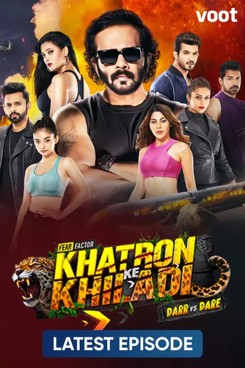 Khatron Ke Khiladi S11 (25th September 2021) Hindi Grand Final 720p HDRip Download