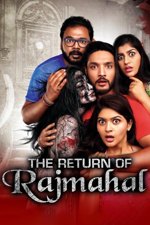 The Return Of Rajmahal (IAMK) 2021 Hindi Dubbed 480p HDRip 303MB Download