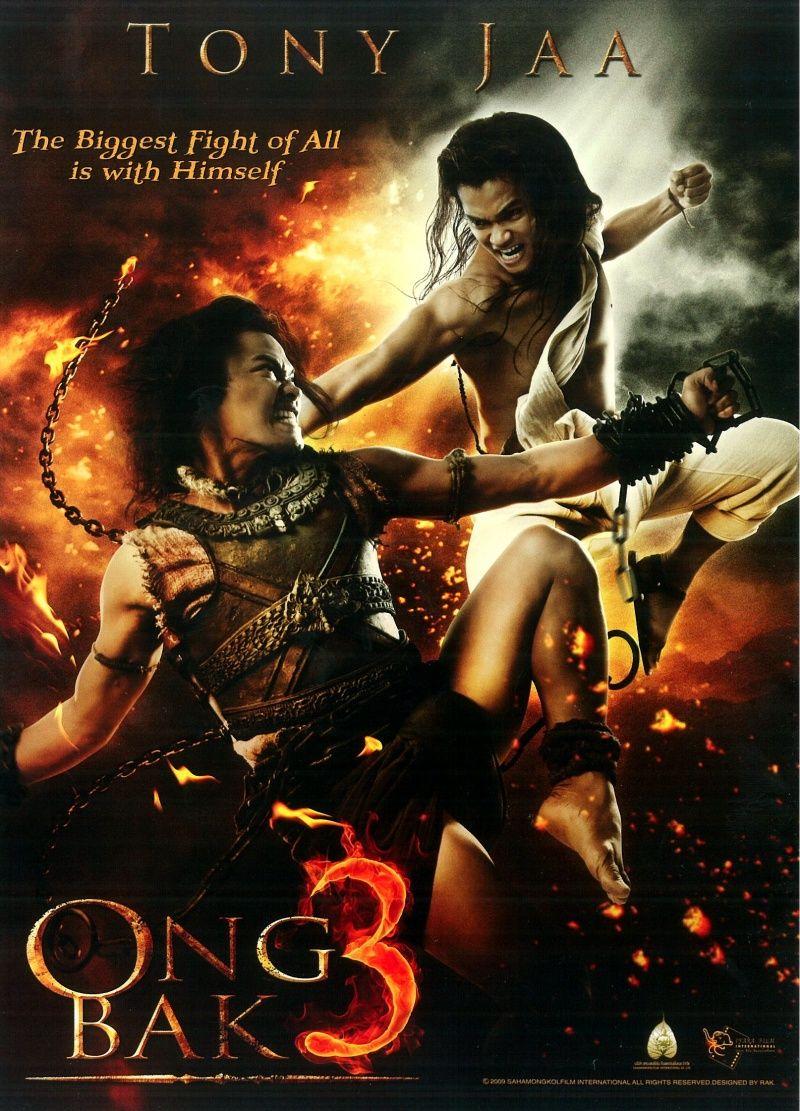Ong Bak 3 The Finale 2010 Hindi Dual Audio 720p BluRay ESub 950MB Download