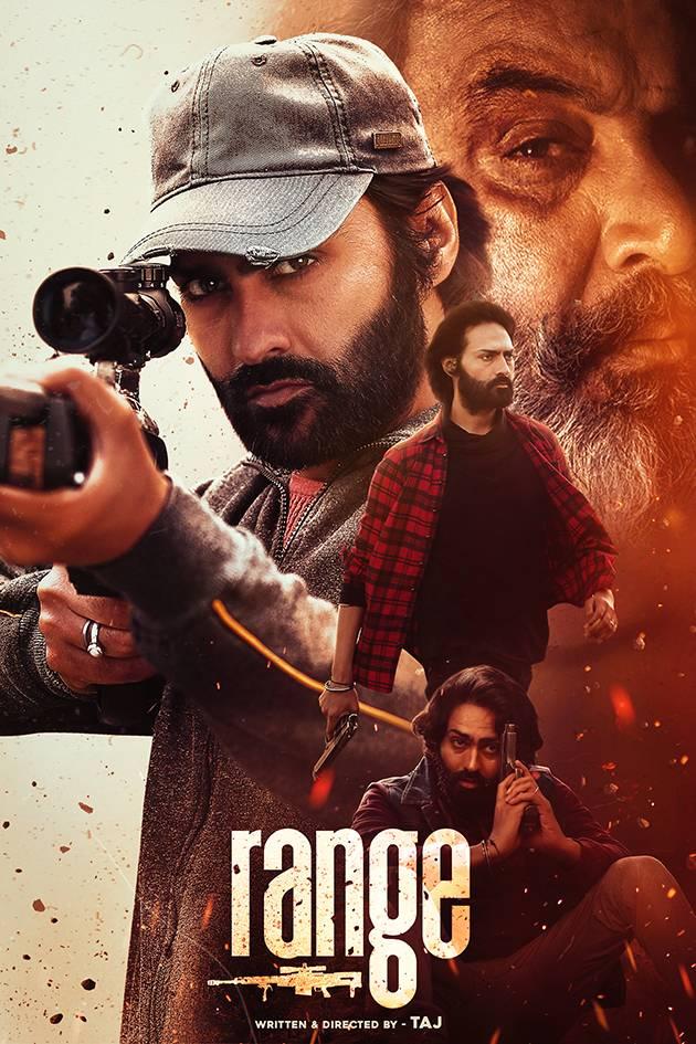 Range 2021 S01 Punjabi Web Series 720p HDRip x264 1GB Download