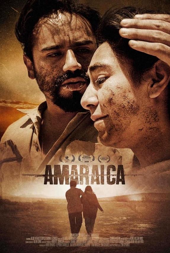 Amaraica 2021 English 720p | 480p HMAX HDRip ESub 800MB | 400MB Download
