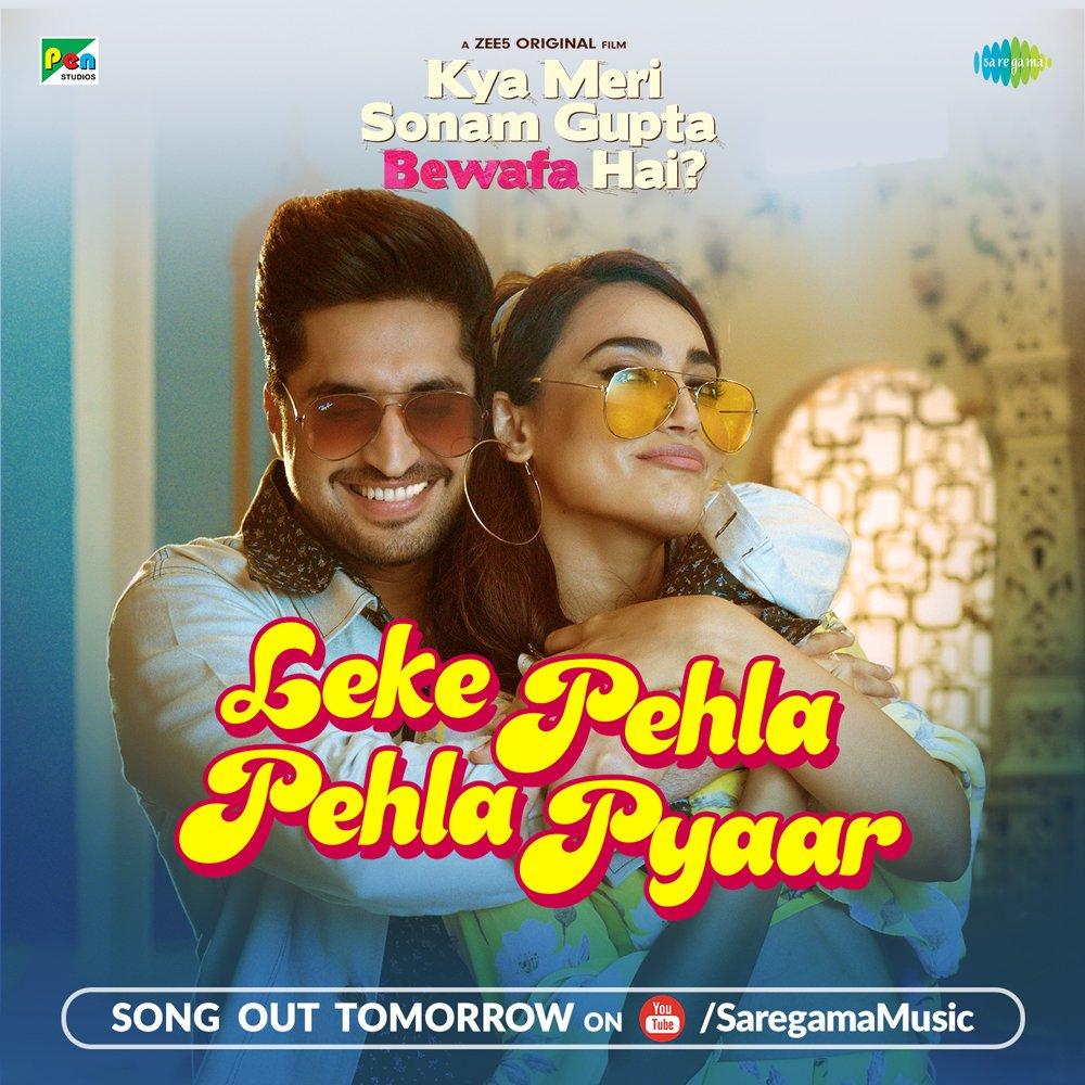 Leke Pehla Pehla Pyar By Jassie Gill & Simar Kaur Official Music Video 1080p HDRip 65MB Download