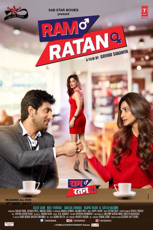 Ram Ratan 2017 Hindi Movie 720p JC HDRip 1GB MKV