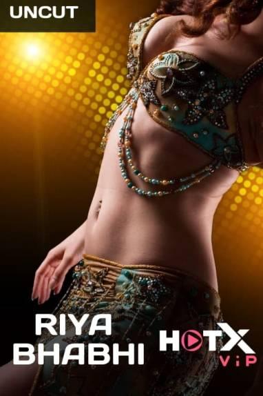 18+ Riya Bhabhi 2021 Hindi HotX Originals Short Film 720p HDRip 100MB x264 AAC