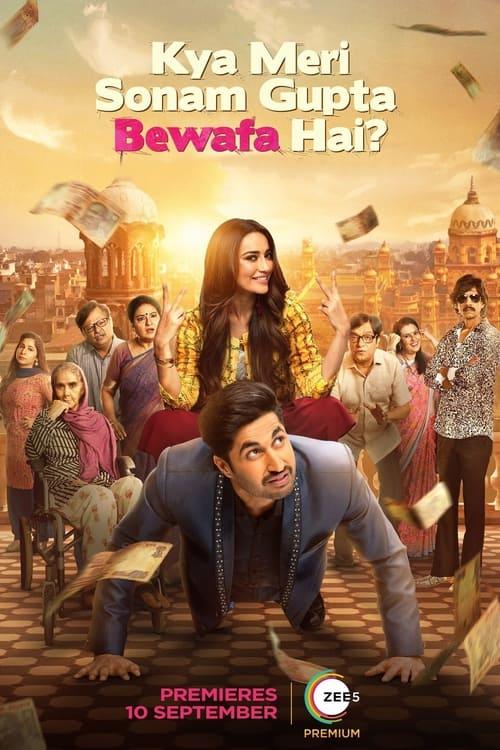 Kya Meri Sonam Gupta Bewafa Hai 2021 Hindi 600MB ZEE5 HDRip 720p HEVC x265 Download