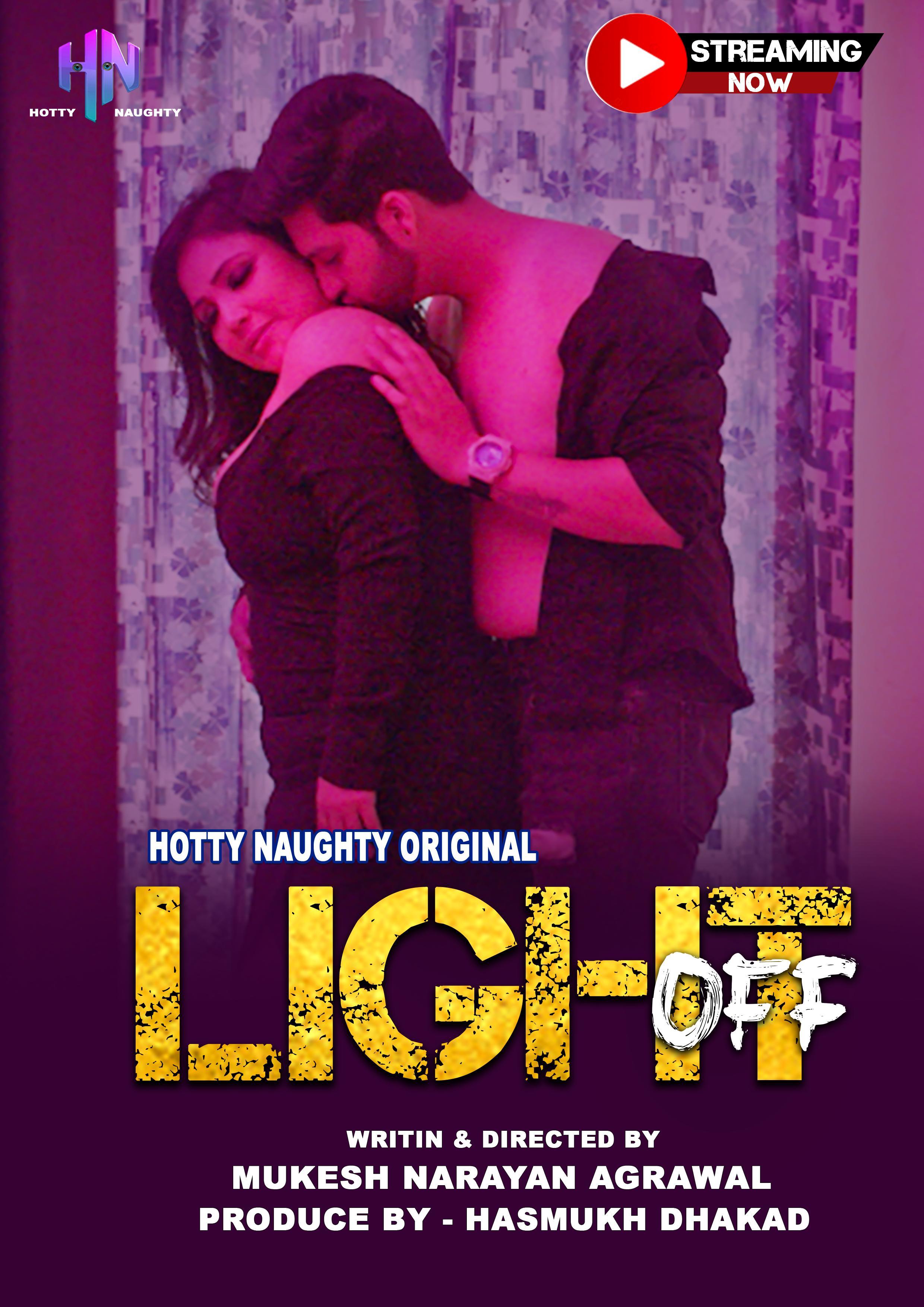 18+ Light Off 2021 HottyNotty Hindi Short Film 720p HDRip 200MB x264 AAC