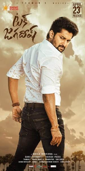 Tuck Jagadish 2021 Telugu Movie HDRip x264 400MB
