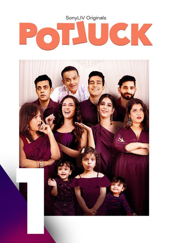 Potluck 2021 S01 Hindi Complete Sonyliv Original Web Series 720p HDRip 1.3GB Download