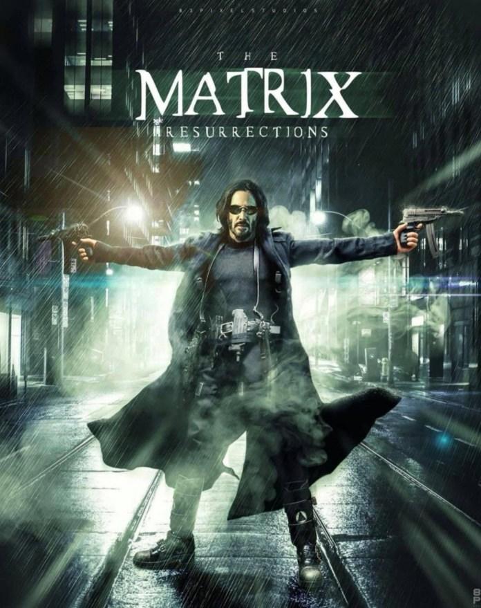 The Matrix Resurrections 2021 Official Hindi Trailer 1080p HDRip Download